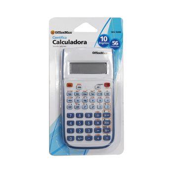 Calculadora-Cientifica-Officemax-56-Funciones