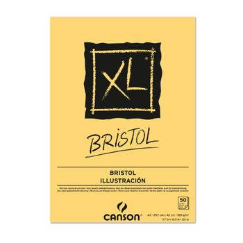 Block-de-dibujo-Bristol-50H-A3-XL