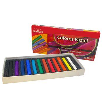 Pintura-Pastel-En-Polvo-Azor-12-Colores-Stafford
