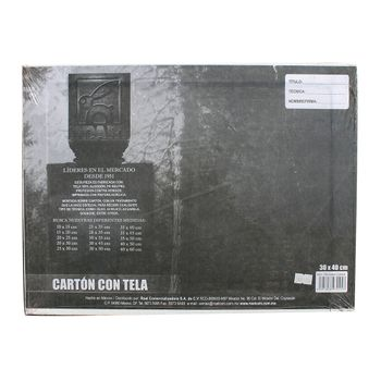 CARTON-C-TELA-30X40-PARA-PINTAR