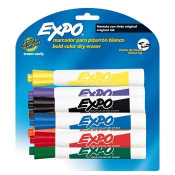 Marcador-para-Pizarron-blanco-Expo-T8-Colores-Surtidos