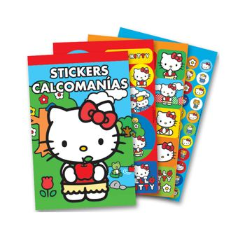 BLOCK-DE-STICKERS-HELLO-KITTY-SANRIO-GRANMARK