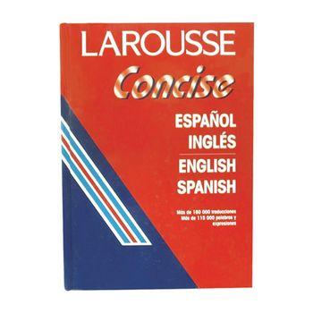 Diccionario-Concise-Ingles---Español-Larousse