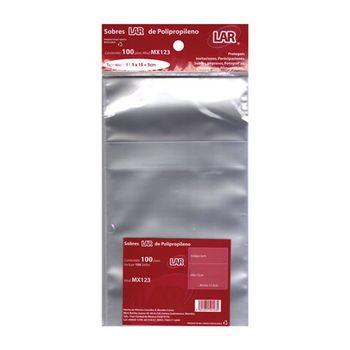 SOBRE-TRANSPARENTE-CELOFAN-115X15-PQTE-10-0-PZ-LAR