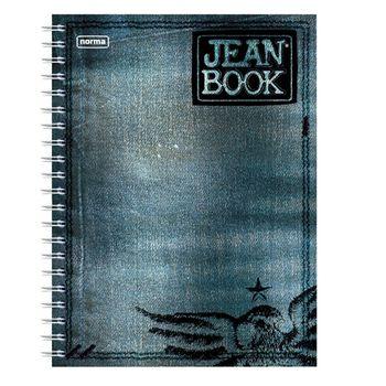 Cuaderno-Profesional-Rayado-Jean-Book-RE-20-0-Hojas