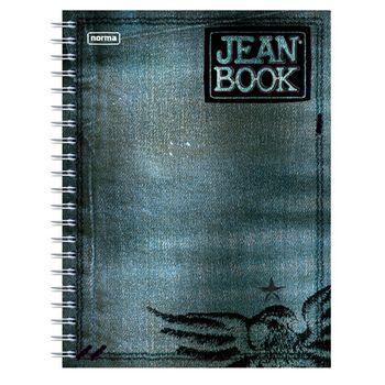 Cuaderno-Profesional-5-Materias-Mix-Jean-Book-20-0-Hojas