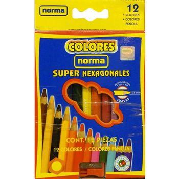 Colores-Norma-Super-Hex-12PZ