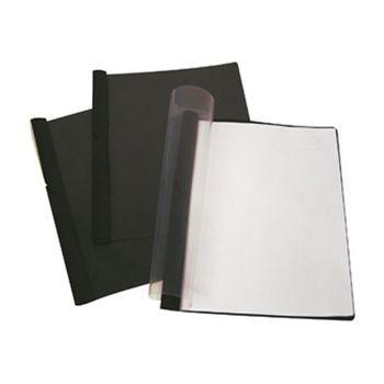 Cubierta-para-documentos-con-clip-deslizable-ngro-5-pza