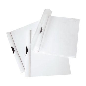Cubierta-portadocumentos-con-clip-deslizable-azul-5pza-OMX