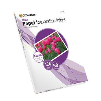 Papel-Officemax-Fotografico-Carta-Mate-50-Hojas-128-Gr