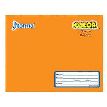 Cuaderno-Italiano-Cosido-Blanco-Norma-Color-10-0-Hojas