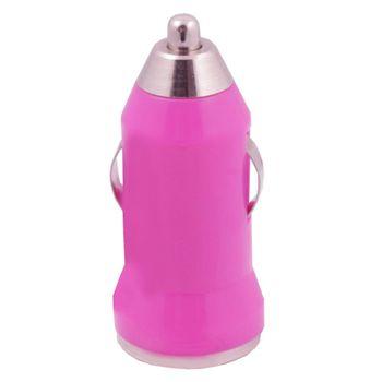 Cargador-Auto-Mini-USB-1AMP-Rosa