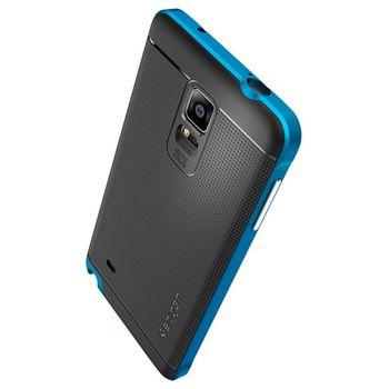 Funda-Spigen-Galaxy-Note-4-Neo-Hybrid-Azul