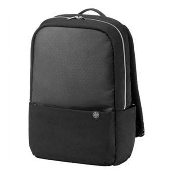 Backpack-HP-15.6--Fusion-Negro-Plata